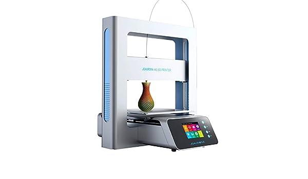 Wewoo Impresora 3D Física por coordenadas Marco Placa Metal Alta ...