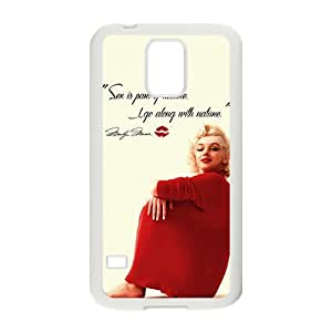 Malcolm Sex Is Part Of Nature Fashion Comstom Plastic case cover For Samsung Galaxy S5