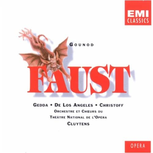 Faust - opera in five acts (1989 Digital Remaster), Act I: Rien! En vain j'interroge (Faust)