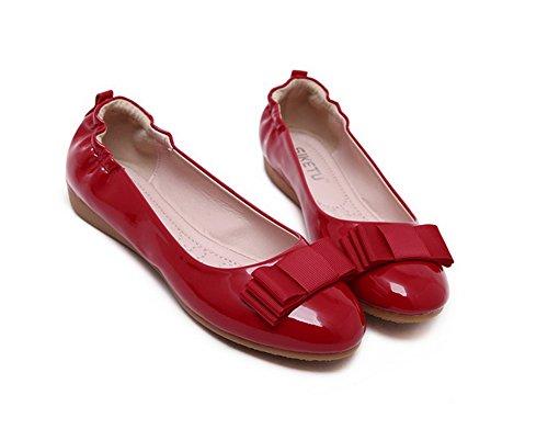 Rosso Donna 36 Rosso 1to9 Aveva 5 Classica Danza Sconosciuta Mmsg00254 WqXg6