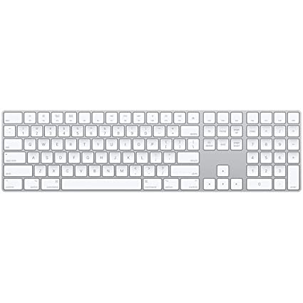 best bluetooth keyboard with number pad