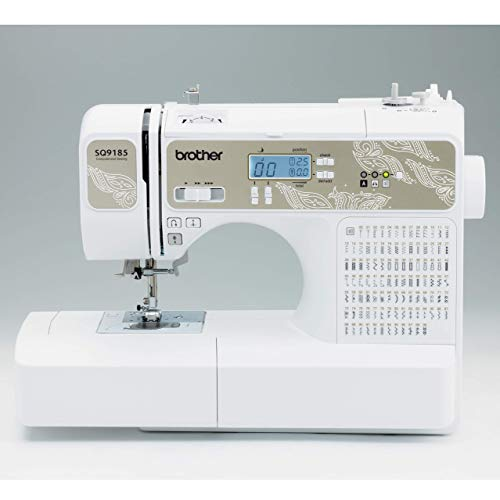 Brother RSQ9185 Computerized Sewing and Quilting Machine,  (Renewed)