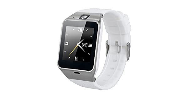 Amazon.com: AmonlineShop Waterproof Aplus GV18 Smart Watch ...
