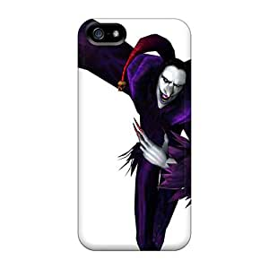 Top Quality Case Cover For Iphone 5/5s Case With Nice Joker Appearance