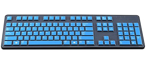 Leze Silicone Keyboard Protector KB212 B