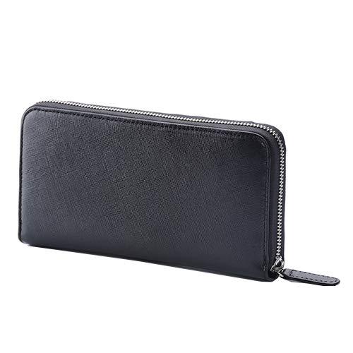 DELLA ELG(エルジ) Wallet 30115 ブラック   B07MNVYBDF