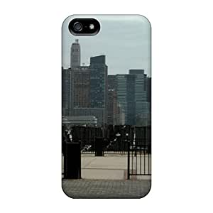 NikRun Premium Protective Hard Case For Iphone 5/5s- Nice Design - Nyc