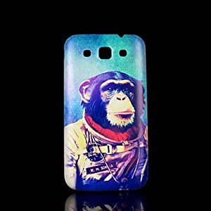 HJZ Chimpanzee Pattern Cover fo Samsung Galaxy Win I8552 Case