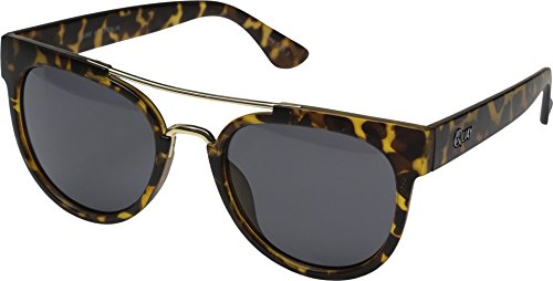 QUAY AUSTRALIA Unisex Odin Tort/Brown Lens - Made Australia Sunglasses In