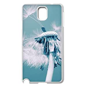 T-TGL(RQ) Samsung Galaxy Note 3 N9000 Hard Back Cover Case Dandelion with Hard Shell Protection