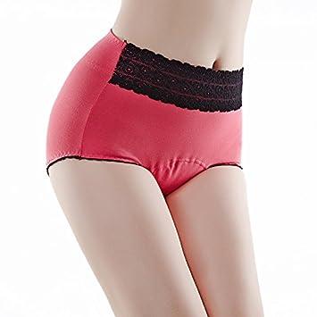 WEI WANG Underwear Wei Wang Mujer – Ropa interior de algodón algodón ropa interior para sin