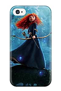 TYH - Best 1721155K71831460 Forever Collectibles Brave 60 Hard Snap-on Iphone 4/4s Case phone case