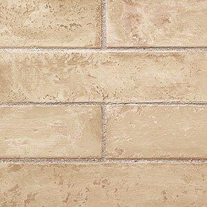 Tan Brick Wallpaper
