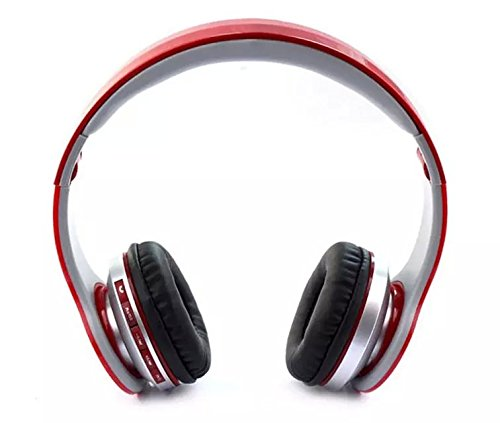 FanGoods Wireless Bluetooth Foldable Stereo Mic Headphone for Smartphone PC
