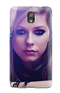 La Angel Nelson Galaxy Note 3 Hybrid Tpu YY-ONE Silicon Bumper Celebrity Avril Lavigne