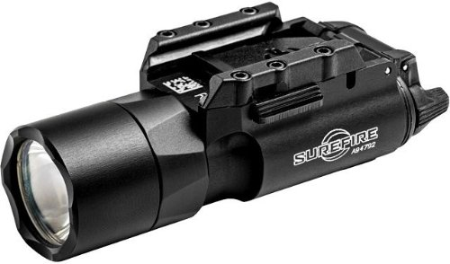 SureFire X300 Ultra Weapon Light, Universal/Picatinny Rail Mount, Black X300U-A by SureFire