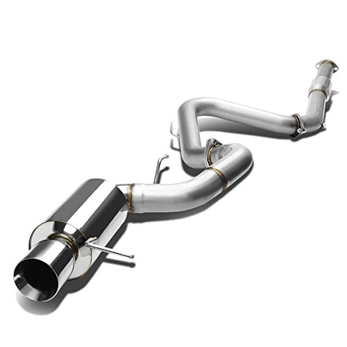 03 eclipse exhaust system - 2