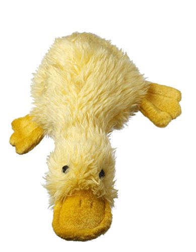 Duckworth Large Yellow Duck Dog Toy