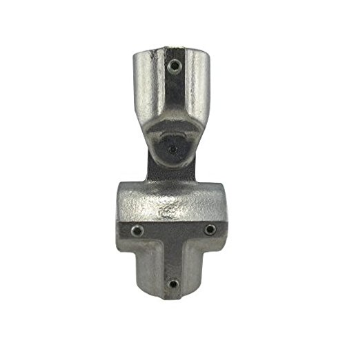 1-1/4'' Speed Rail Adjustable Cross Fits Pipe O.D. 1-5/8''
