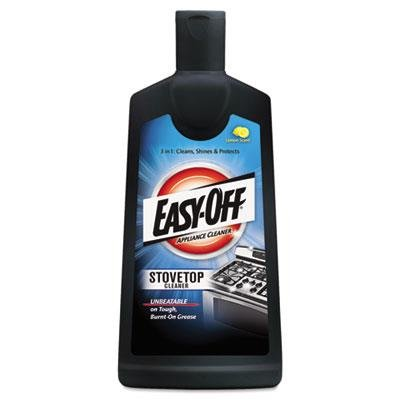 - Easy-Off Glass Top 3-in-1 Cleaner-8.5oz