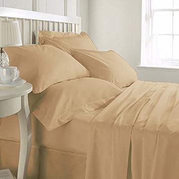 Amazon Luxuriösen Komfort Bettwäsche 100 ägyptische Baumwolle