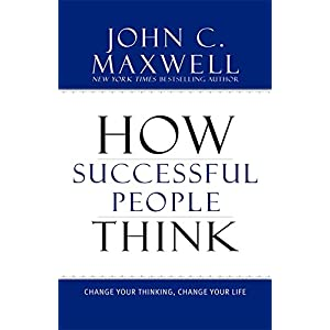 How Successful People Think - Front
