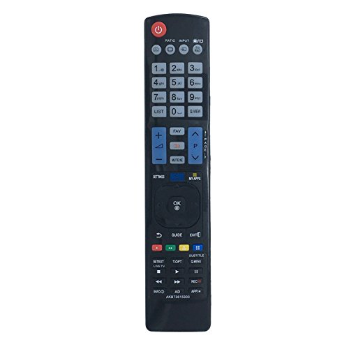 New Universal Replace Remote Control AKB73615303 fit for Alm