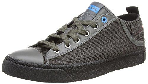 - Diesel Men's Magnete Exposure Low I-Sneakers, Castlerock, 11 M US