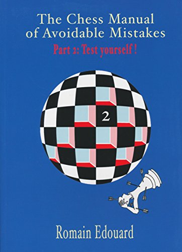 The Chess Manual of Avoidable Mistakes - PART - Manual Multilingual