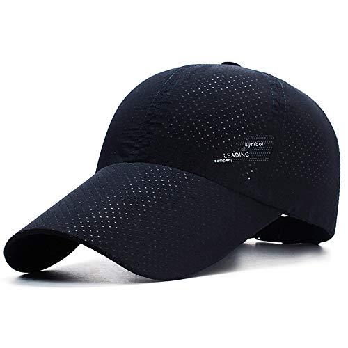sdssup Sombrero de Hombre Visera de Moda de Verano Protector ...