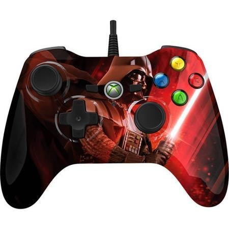 NEW Xbox 360 Wired Star Wars Darthvader Controller (Xbox 360 Starwars Controller)
