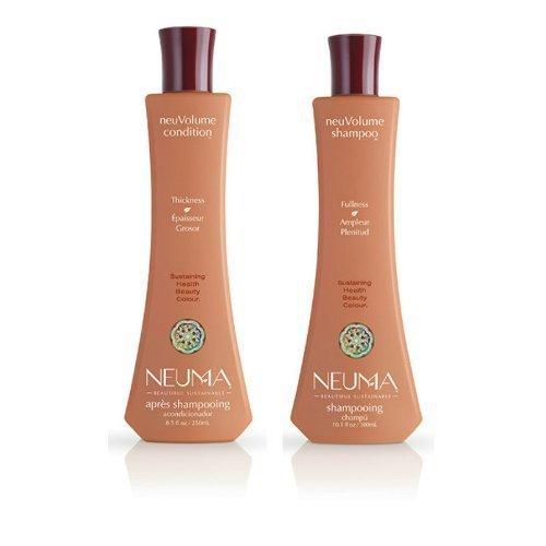 Neuma Volume Shampoo and Conditioner, Sulfate Free, 10.1 oz. by NEUMA