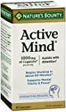 Cheap Nature's Bounty Active Mind Dietary Supplement Caplets – 60 ct, Pack of 3