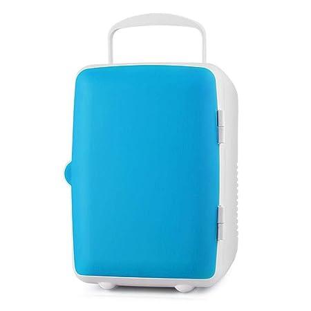 juman634 12 V Mini Portátil Mini Refrigerador Calentamiento ...