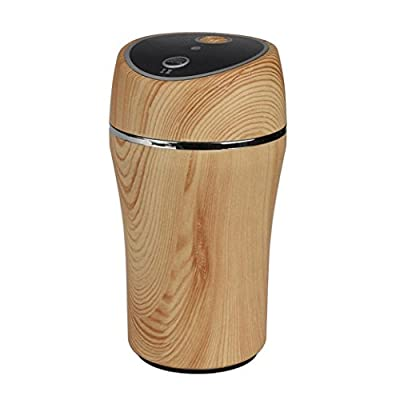Anboo Portable Mini Car Air Humidifier Diffuser Essential Oil Ultrasonic Aroma Mist Purifier