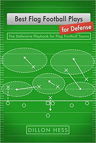 Amazon.com: Best Flag Football Plays for Defense: The ...