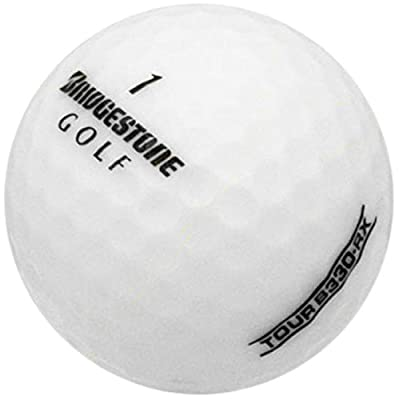 Bridgestone B330 RX Mint Refinished Golf Balls