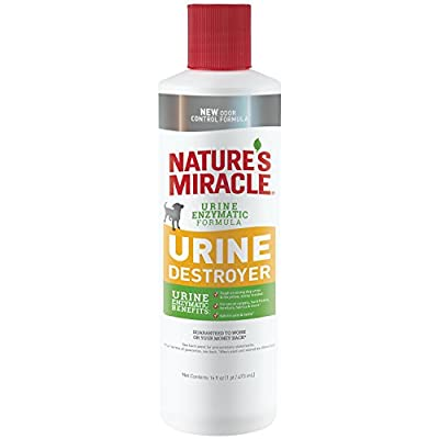 Nature's Miracle Nm Urine Destroyer Dog Pour,16 oz.