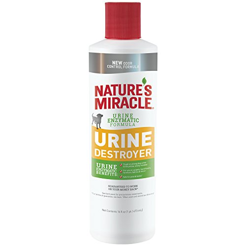 Natures Miracle Urine Destroyer Pour