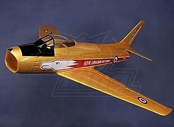 HobbyKing - F86 Sabre RCAF 90mm EDF Jet 1038mm Fiberglass