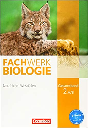 FachWerk Biologie 2 A/B – Gesamtband
