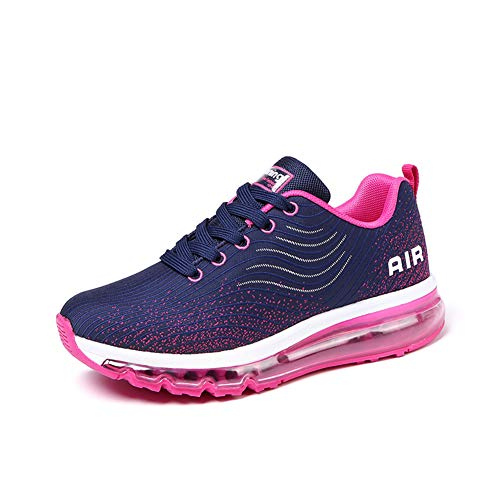 Bleurose Baskets Shoes A Chaussures Fitness Gym De Sneakers Course Running Femme Outdoor Sports Homme Hqw65OPx