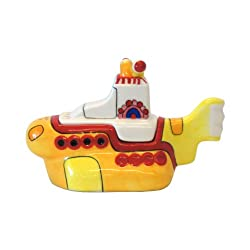 Boelter Brands The Beatles Yellow Submarine Salt and Pepper Shakers
