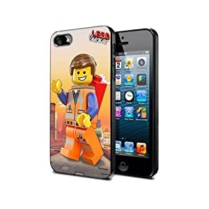 Lg M1 Lego Movie Game Silicone Cover Case Iphone 4/4s by icecream design