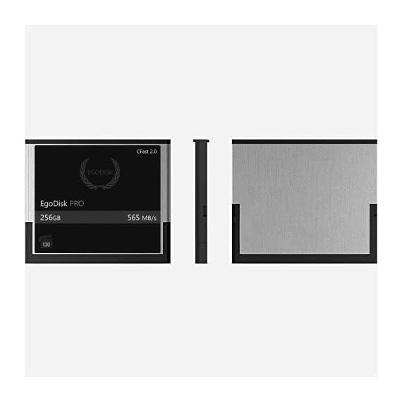 Egodisk pro 256gb cfast 2. 0 card - (blackmagic design ursa mini 4k • 4. 6k | canon • xc10 • xc15 • 1dx mark ii • c200 | hasselblad h6d-50c • h6d-100c | atomos | phantom veo s) - 3 year warranty 4 egodisk. Com 3 year usa limited warranty global shipping video performance guarantee-230 ( vpg-230 ) cfast 2. 0 vpg-230 capacity: 256gb speed: 565mb/s