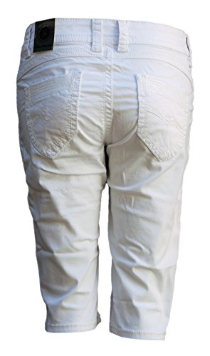 Pantalón Para Mujer Corto Weiß Blue Rein Jeans Monkey qHx4EEwUB