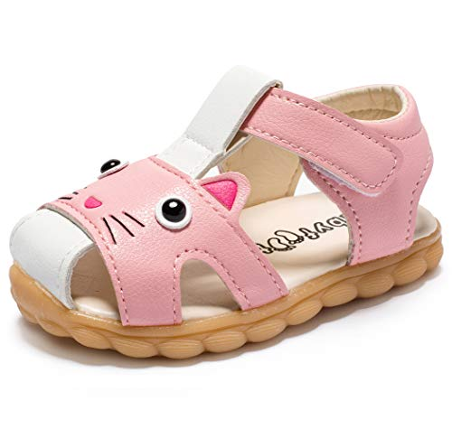 (HLM Baby Shoes Sandals for Girl Boys Babies Toddlers Size 6-12 12-18 0-6 5.5 Months (5.31