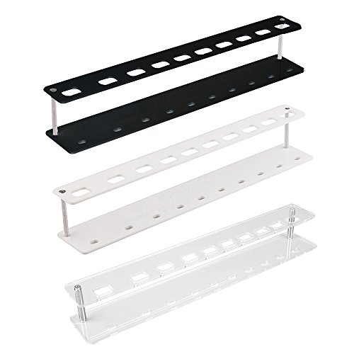 Elisona-Clear-Acrylic-Multifunctional-Dressers-10-hole-Toothbrushes-Makeup-Cosmetic-Brushes-Display-Rack-Holder-Organizer