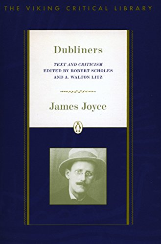james joyces dubliners critical essays The theme of escape in james joyce's dubliners in james joyce's dubliners, the theme of escape tends to be a trend when characters are faced with critical.