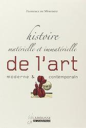 Histoire matérielle et immatérielle de l'art moderne & contemporain